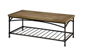 wood industrial coffee table images