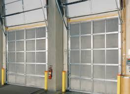 Overhead Door Buffalo Ny by Dock Door Screens U0026 Industrial Overhead Dock Door Screen Door