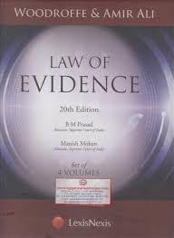 lexisnexis yellow book nexis woodroffe u0026 amir ali law of evidence 4 vols set edition 2017