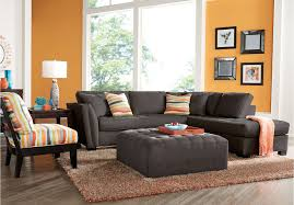 Sectional Living Room Sets by Cindy Crawford 2 Piece Sectional Sofa Best Home Furniture Decoration