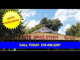 Asm Upholstery Dallas Alberts Auto Upholstery San Antonio 210 436 2287 Youtube