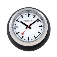 mondaine men u0027s quartz watch with dial analogue display and strap