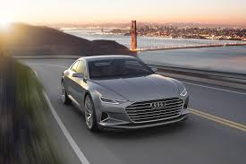 first audi ever made audi promises first production piloted driving with u0027traffic jam