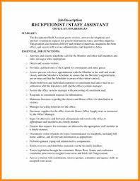 Resume For Medical Assistant Job by Job Description U2013 Bill Pay Calendar