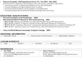 It Manager Sample Resume by It Manager Cv Sample