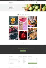 origano organic store html template by media city themeforest