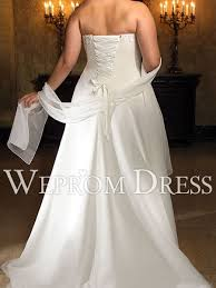 clearance plus size wedding dresses up plus size shawl organza satin strapless clearance plus