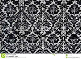 black and white barock background royalty free stock photos