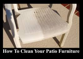 How To Clean Patio Chairs How To Clean Patio Furniture
