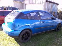 2000 ford focus zx3 2000 ford focus zx3 hatchback 1 possible trade 100475591