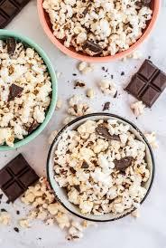 Seeking Popcorn Sweet Salty Brown Butter Popcorn The Pretend Baker Real