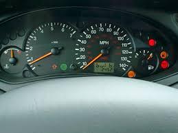 2003 ford focus instrument cluster lights focus diagnostic mode