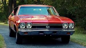 1968 chevelle ss 396 tribute sold youtube