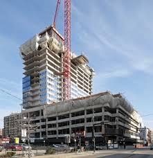 a late saturday look at near loop construction sites u2013 yochicago