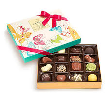 assorted gift boxes assorted chocolate gift box 16 pc godiva