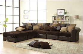 Chocolate Sectional Sofa Modern Leather Sectional Sofa With Recliners New Vision Sectional