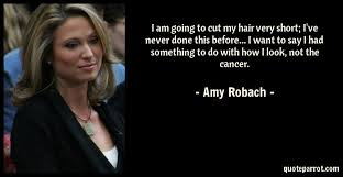 how to cut your hair like amy robach i am going to cut my hair very short i ve never done t by amy