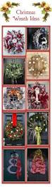 Outdoor Christmas Wreaths by Best 25 Christmas Wreaths To Make Ideas On Pinterest Diy