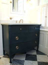 repurposed furniture for bathroom vanity u2013 chuckscorner