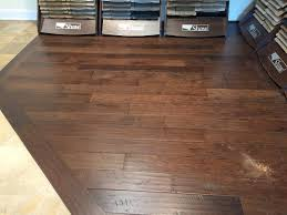 Armstrong Wood Laminate Flooring Armstrong Rural Living Hickory Wood With A Deep Java Stain