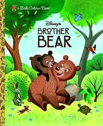 image brother bear golden book jpg disney wiki fandom