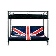 mezzanine avec canapé lit superpose avec clic clac lit mezzanine avec banquette clic clac