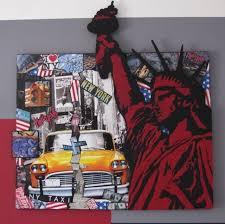 chambre ado style york york style graffiti déco chambre ado chambre city chambre