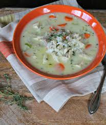 leftover turkey rice soup easy and delicious after