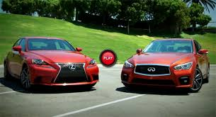 audi a4 vs lexus is350 carscoops lexus is