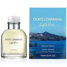 Dolce And Gabanna Light Blue Light Blue Discover Vulcano Cologne For Men By Dolce U0026 Gabbana