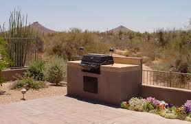 Patio Barbecue Designs Arizona Patio Designs Room For Barbeques Desert Crest Press