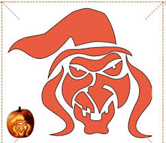 witch cutouts halloween carve a spooky pumpkin our fantastic step by step guide to