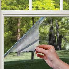 Temporary Window Protection Film Amazon Com Gila 10386589 Platinum Heat Control Peel And Cling