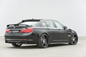 the hamann refining programme for the new bmw 7 series