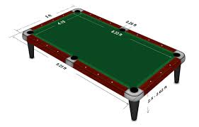 pool table sizes chart regulation size pool table balls regulation size pool table 100