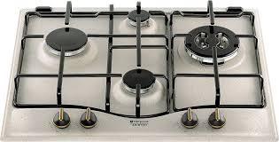 ariston piani cottura piano cottura hotpoint ariston gas 4 fuochi 60 cm pc 640 t av r