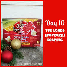 12 days of christmas service day 10 ten lords a leaping