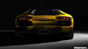 yellow lamborghini gallardo yellow and black lamborghini aventador pic 4 sssupersports