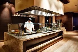 kitchen restaurant design kitchen london hotels with kitchens design decor unique to