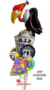 the hill balloon the hill birthday balloon bouquets delivery by