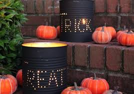 Unusual Outdoor Halloween Decorations by Halloween Decorations U2013 100 Easy To Make Halloween Decor Rilane