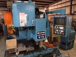 tsudakoma rotary table manual mazak v7 5 vertical machining center with 4th axis tsudakoma rotary