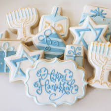chanukah cookies 17 best images about hanukkah on table setting