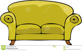 Couch Potato Clipart Cartoon Couch Clipart Collection
