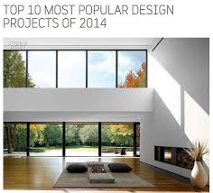 Home Design Interior Magazine Echo House Ranked 1 Design Project Of 2014 By Interior Design