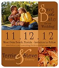 Cheap Save The Date Magnets Save The Date Magnets Autumn U0026 Fall