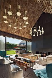 Hamptons Contemporary Home Design Decor Show Gabled Potato Barns Inspire Modern East Hampton Family Home