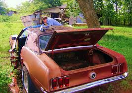 cheap 1970 mustang for sale junkyard cars cars barn finds rods and