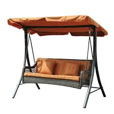 Outdoor Swing With Canopy Decor Enjoyable Your Outdoor Exterior With Fascinating Porch