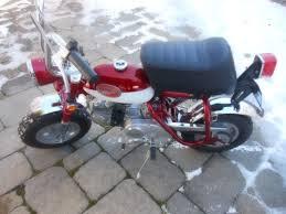 1971 honda mini trail 50 k2 bike urious